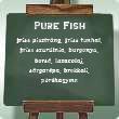 Tekintse meg a PLATINUM Menu Pure Fish összetevőit