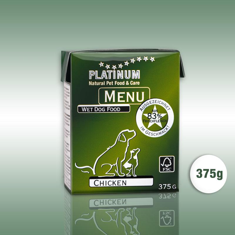 PLATINUM MENU Chicken / Csirke