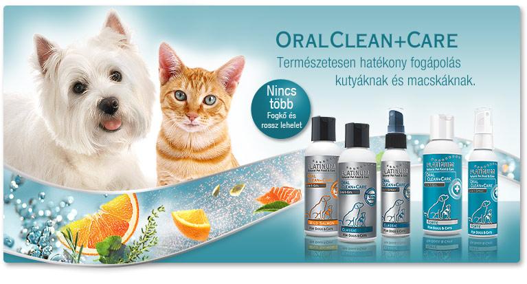 OralClean+Care hatékony fogápolás