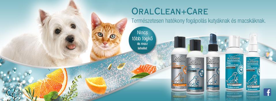 Már kaphatóak az OralClean+Care termékek!