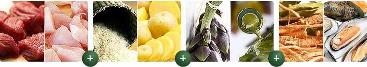 PLATINUM Natural receptúra - összetevők