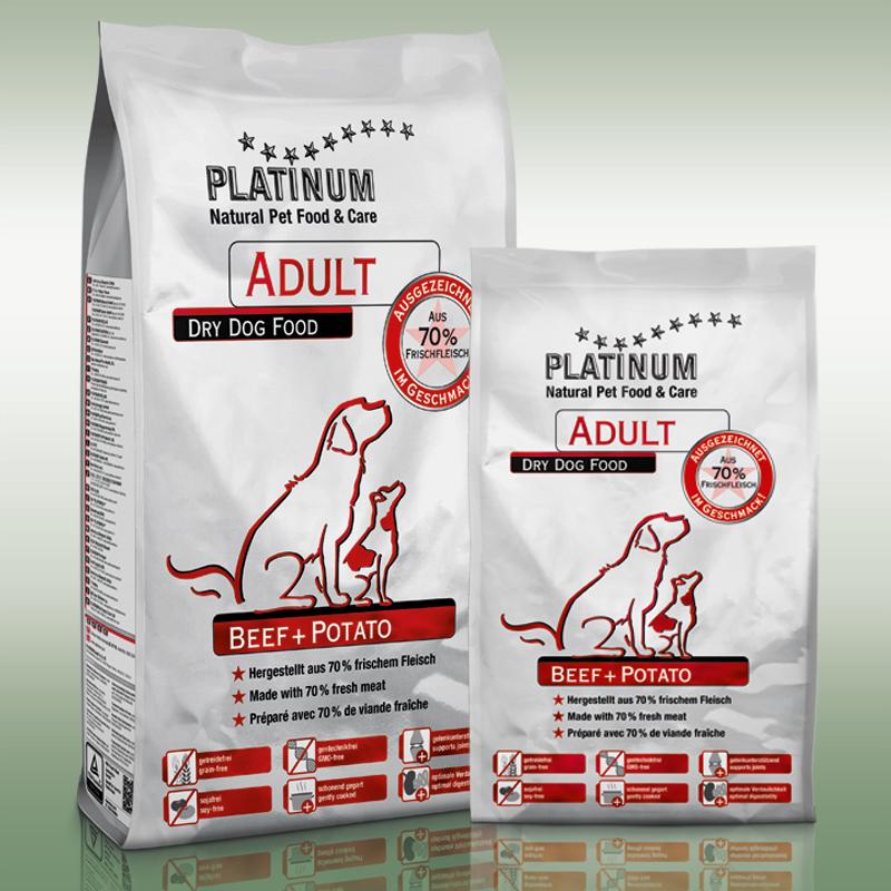 Adult Beef+Potato marhahúsos kutyatáp